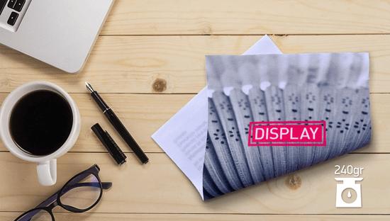 Clickprinting impresión personalizada en gran formato textil escenografías teatro., precios baratos online
