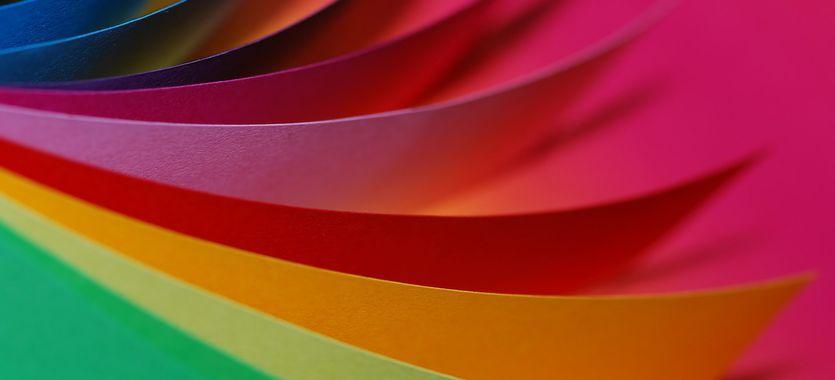 Tipos de papel para imprimir publicidad