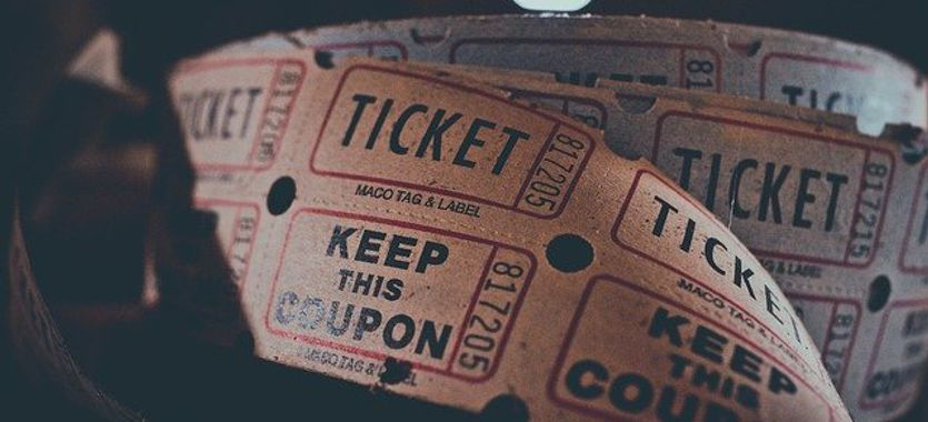 Impresión de entradas personalizadas para eventos