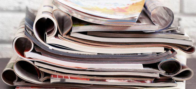 Siete publicaciones sobre diseño que no te puedes perder