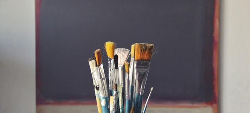 La impresión digital en lienzo para decoración y arte
