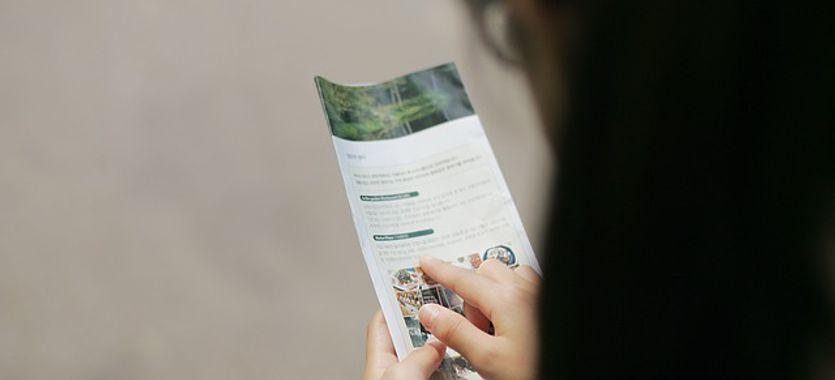 Cómo diseñar un flyer publicitario para tu negocio