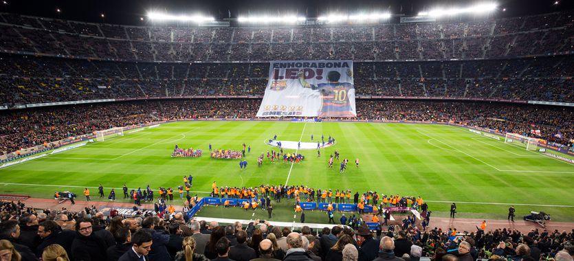 El Tifo de fútbol, características y significado