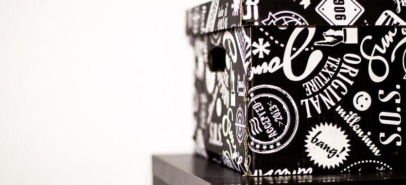 El packaging creativo en cajas, cómo diseñar con estilo
