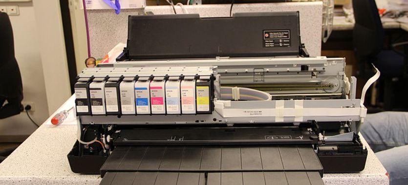 Los diferentes tipos de impresoras en la actualidad