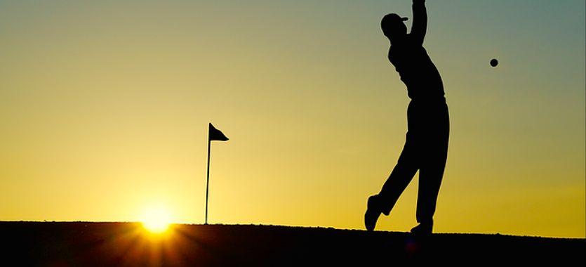 El uso de los golf banners para señalizar un campo de golf