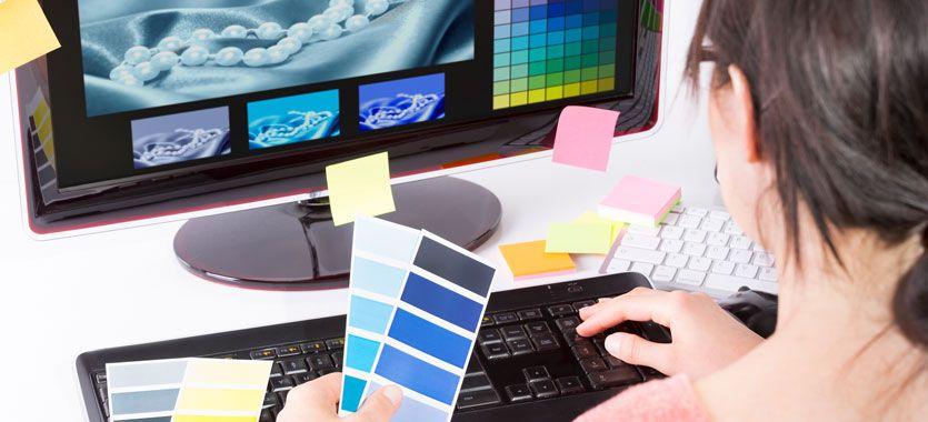 Gestión del color para archivos de impresión