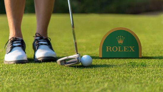 Tee Markers de aluminio para salida de hoyo en los campos y torneos de Golf. Personalizado con impresión por ambas caras