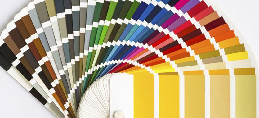 Qué son los colores Pantone y cómo imprimirlos