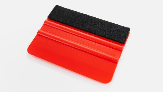 Espátula para pegar vinilos adhesivos