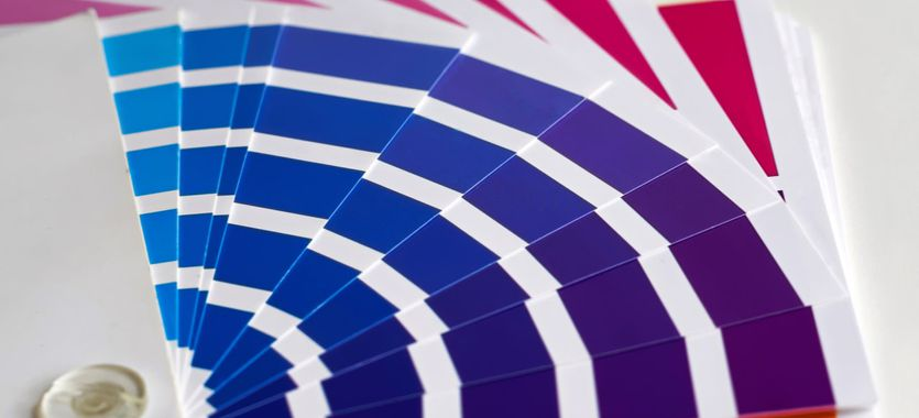 Modelos de color para imprenta: diferencia entre CMYK y RGB
