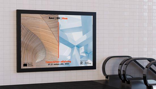 Clickprinting. Impresión digital en papel de mupis Jet Metro. Marquesinas publicitarias retroiluminadas. Comprar a precios baratos online