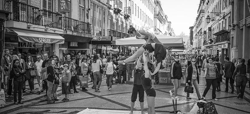 Street marketing: el marketing callejero en 2 claves