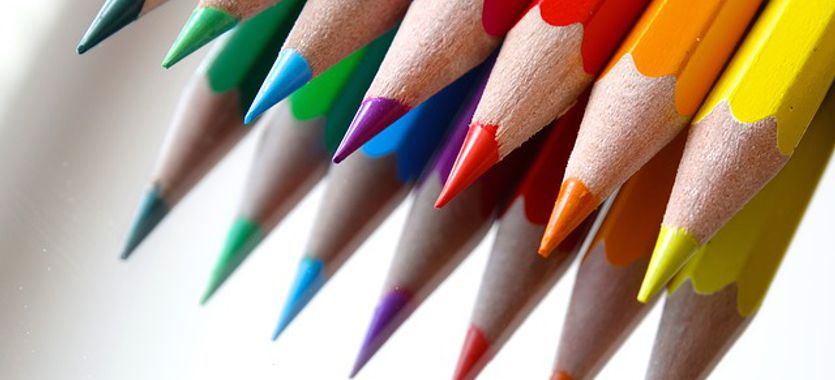 El significado de los colores en publicidad  y marketing