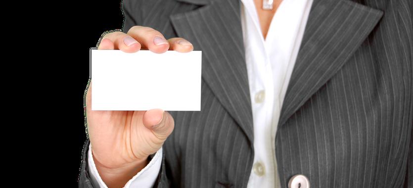 Las 10 claves del diseño de tarjetas de visita