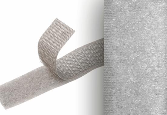 Clickprinting.  Velcro adhesivo rizo o suave color blanco para sujetar carteles, soportes rígidos en Pegasus, Foam, Cartón pluma. Comprar a precios baratos online