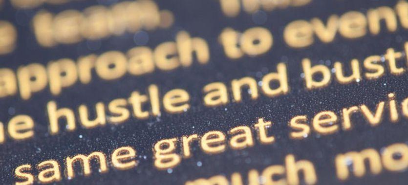 Cómo influye la tipografía para publicidad en el público