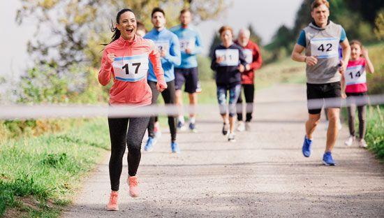 Dorsales para carreras de atletismo, running, maratones, triatlón