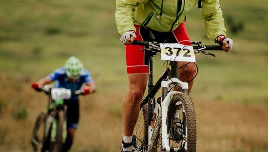 Fabricación de Dorsales carreras MTB y carreras ciclismo
