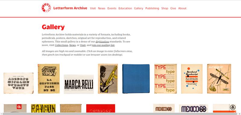 Archivo Letterform