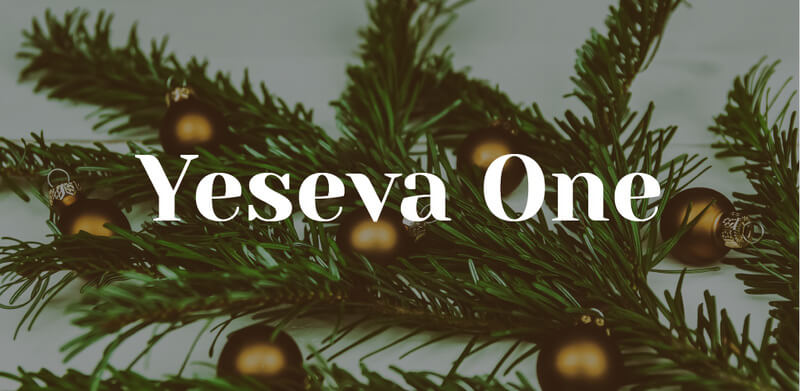 tipografías navidenas 15