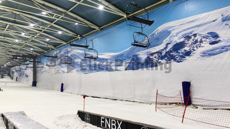 Madrid SnowZone 01