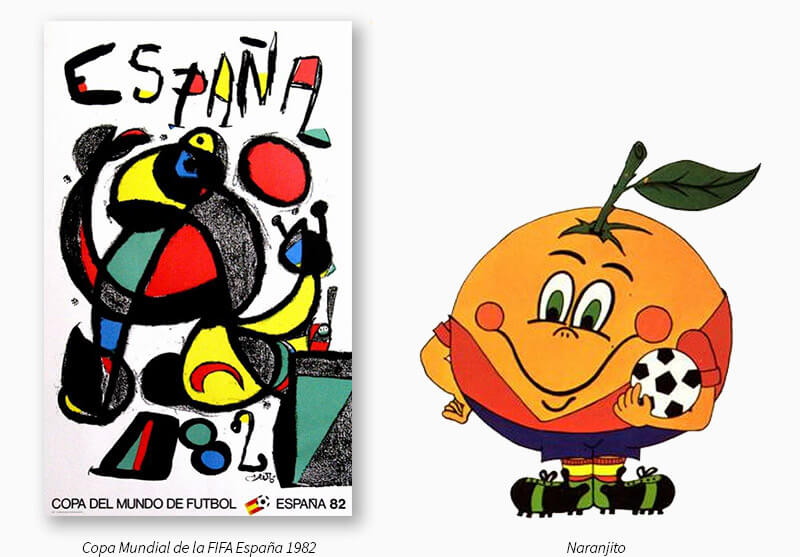 Naranjito (España 1982)