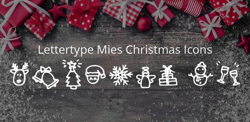 tipografías navidenas 20