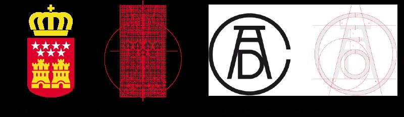 Retículas para símbolos y logotipos 02