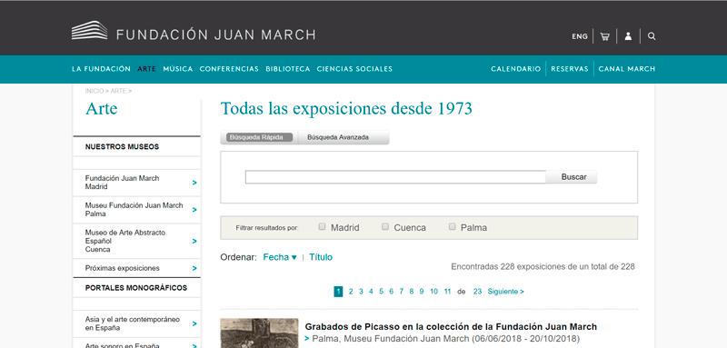 Fundación Juan March