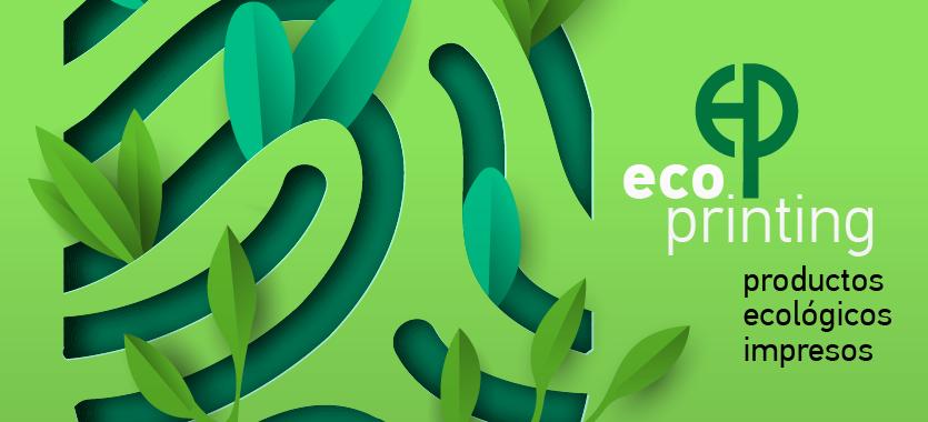 Materiales Ecológicos para Impresión digital